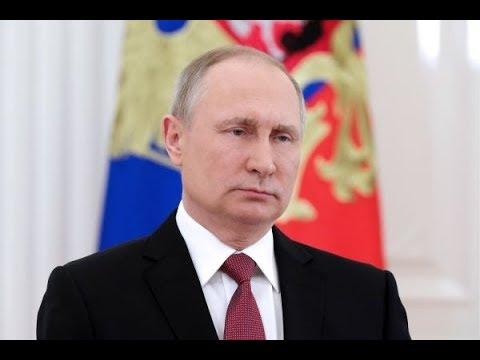 Инаугурация президента России Владимира Путина. Прямой эфир - DomaVideo.Ru