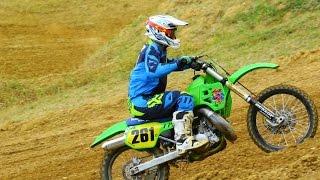 6. 2016 Motocross KX500 1991