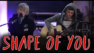 Ed Sheeran - Shape Of You (Bars and Melody Cover) cover