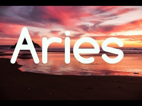 ARIES - THEY REALLY WANT THIS TO WORK OUT! MARCH 2019