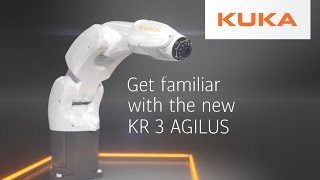 KR 3 AGILUS – Maximum Performance | Minimum Space