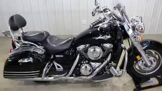 3. 2007 Kawasaki Vulcan Nomad 1600 Walk Around