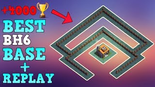 Clash of Clans TOP 3 Best Builder Hall 6 Base (BH6 Base) Anti 3 Star / Anti 2 Star Base [Town Hall 6 (TH6) ] / Trophy Push Base / Trool Bases / Max Base / New Update 2017 Clash of Clans Builder Base Layout / Night Village. Bases done after CoC Versus Battle Update with New Troops and Buildings like Crusher, Multi Mortar, Push Trap, Cannon Cart, Bomber, Battle Machine aka New Hero, Gem Mine, Clock Tower, NEW ROASTER etc.This is the Best BH6 Builder Base 6 2017, Using this base design your base will never get 3 star this is also an Trophy Push Base for Builder Base 5. Trophy over 4000+.Replay shown in video is Battle with all troops, including Raged Barbarian, Sneaky Archer, Boxer Giant, Bomber, Dragon, NIGHT WITCH UPDATEJR. Clasher: https://www.youtube.com/watch?v=vn44UsKciZQ ------------------- Thank You for Watching! ------------------➜ FASTEST WAY TO EARN FREE GEMS: http://cashforap.ps/finite➜ Please Like ,Share And Subscribe!!➜ Share: https://youtu.be/z156yzZ0Qqo  ➜ Subscribe: https://goo.gl/AWuJLF ------------------------------------------------------➜ Bringing to you: Clash of Clans [CoC]  Attack Strategies and Raids  War Base layout  Farm Base layout  For Town Hall - TH7 TH8 TH9TH10 AND TH11  For Builder Hall –  BH3 BH4 BH5 BH6 BH7----------------------------------------­­­---------------------------------➜ Best Builder Hall 6 Attack Strategy! BHH6 Base!https://youtu.be/3sXeOKNtm9M ----------------------------------------­­­---------------------------------➜ Builder Hall 6 Base [BH6 Builder Base] Clash of Clanshttps://goo.gl/F5avxW ----------------------------------------­­­---------------------------------➜ How to 3 Star Popular Builder Base 5 [BH5]https://youtu.be/X1P3NHJu_u0----------------------------------------­­­---------------------------------➜ How to 3 Star Popular Builder Base 4 [BH4]https://youtu.be/o-e-yIPfG1U----------------------------------------­­­---------------------------------➜ Builder Hall 5 Base [BH5 Builder Base] Clash of Clanshttps://goo.gl/ZyQgy6 ----------------------------------------­­­---------------------------------➜ Builder Hall 4 Base [BH4 Builder Base] Clash of Clans https://goo.gl/kTviSh ----------------------------------------­­­---------------------------------➜ Builder Hall 3 Base [BH3 Builder Base] Clash of Clans https://goo.gl/NslbTB ----------------------------------------­­­---------------------------------➜Clash of ClansClash of Clans is an online multiplayer game in which players build a community, train troops, and attack other players to earn gold and elixir, and Dark Elixir, which can be used to build defenses that protect the player from other players' attacks, and to train and upgrade troops. The game also features a pseudo-single player campaign in which the player must attack a series of fortified goblin villagesNew Features:● Journey to the Builder Base and discover new buildings and characters in a new mysterious world.● Battle with all new troops, including Raged Barbarian, Sneaky Archer, Boxer Giant, Bomber, Cannon Cart, and the new Hero Battle Machine.● Go head to head with other players in the new Versus battle mode.Category: GameInitial release date: August 2, 2012Mode: Massively multiplayer online gameGenre: Strategy Video Game.Platforms: Android, iOS.Publisher: SupercellDeveloper: Supercell----------------------------------------­­­---------------------------------➜Music:Song: Electro-Light – SymbolismMusic provided by NoCopyrightSounds.Video Link: https://youtu.be/__CRWE-L45k Song: Diviners - Savannah (feat. Philly K)Music provided by NoCopyrightSounds.Video Link: https://youtu.be/u1I9ITfzqFs ----------------------------------------­­­---------------------------------Finite Gamer