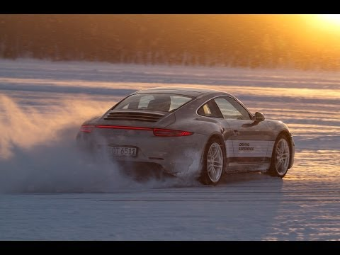 experience - Improving the driving skills on an icy course with a Porsche 911 is a once in a lifetime experience for most of us. Things are a little different for Jens Ri...