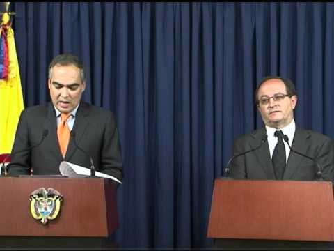 Colombia y Ecuador definen plan binacional de seguridad fronteriza