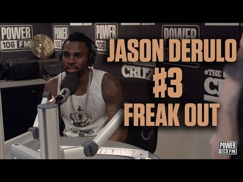 Jason Derulo's Mind Is Blown