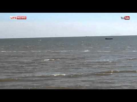 Катер украинской береговой охраны обстрелян в Азовском море