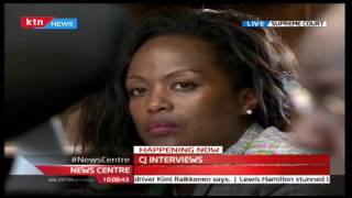 News Centre 30th August 2016 - MUTUNGA SUCCESSION: Justice Mbogholi Msagha