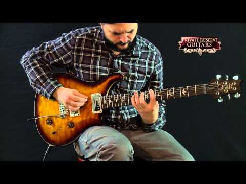 Custom (musician) - Filmed at Musician's Friend Private Reserve Guitars in October 2014. For more information: http://www.musiciansfriend.com This guitar was played out of the box with factory strings, no additional...