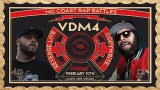 Download Lagu Copywrite vs Reverse Live - No Coast Raps | VDM4 (Hosted by Lush One) Mp3