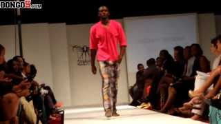 Swahili Fashion Week 2013 Vazi La Mallen Designs