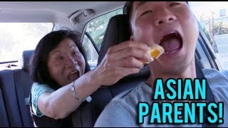 THINGS ASIAN PARENTS DO #7 | Fung Bros