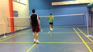 Video badminton amateur vs. pro MP3, 3GP, MP4, WEBM, AVI, FLV Februari 2018