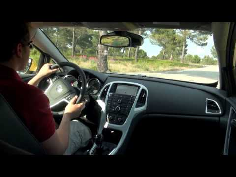 Opel Astra GTC official video