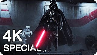 STAR WARS: ROGUE ONE Blu-Ray Clips & Special Features (2017) 4K Ultra HD by New Trailers Buzz
