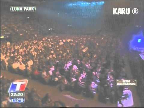 Jorge Rojas en el Luna Park   Especial de SE 27 08 11   Parte I (видео)