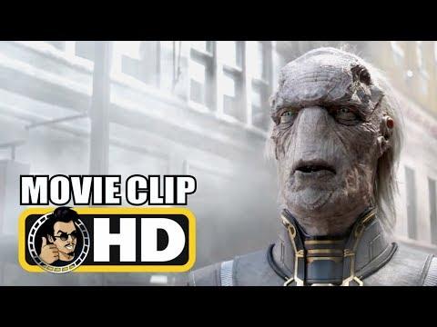 "AVENGERS: INFINITY WAR ""Get Lost Squidward!"" Movie Clip (2018) Marvel HD"