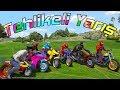 Süper Motorsikletler ile Tehlikeli Yarış Örümcek Adam ve Örümcek Çocuk Yeni Bölüm