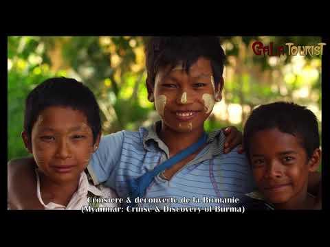 Myanmar: Croisière & découverte voyage en Birmanie - Galatourist