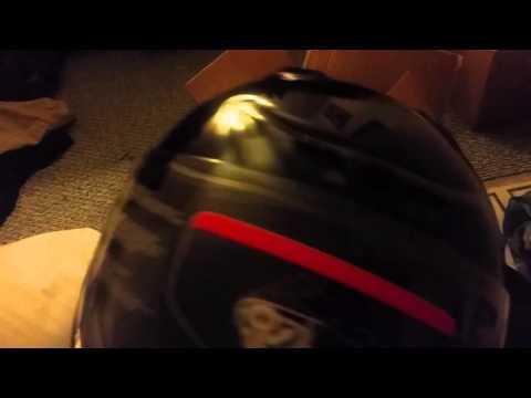 Fuel helmet unbox