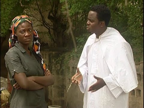 Cross My Sin - Mercy Johnson & Steven Kanumba (Official Bongo Movie)
