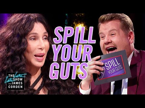 Spill Your Guts or Fill Your Guts with Cher