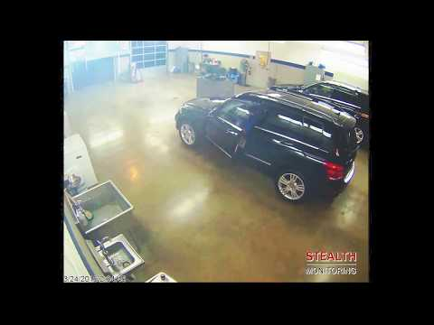 3 Masked Thieves Arrested at Car Dealership
