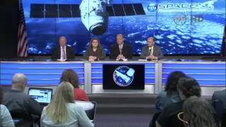 NASA ISS Earth Science Briefing Cloud Aerosol Transport System CATS