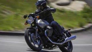 10. Moto Guzzi v7 stone cafe racer