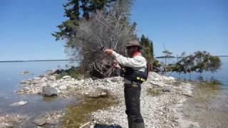 Video 2: North Saskatchewan River (Spring 2016) // Rivière Saskatchewan Nord (Printemps 2016)