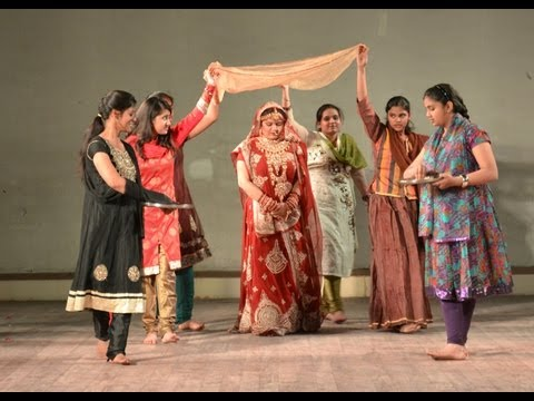 Video Beti Ki Shadi Aur Vidaai - Group Dance/Act - Kala Ankur Ajmer download in MP3, 3GP, MP4, WEBM, AVI, FLV January 2017