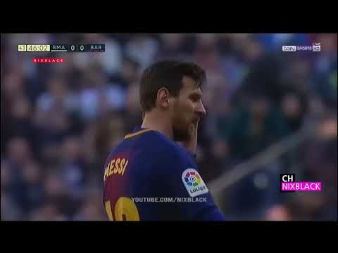 Real Madrid vs Barcelona 0-3 All goals & Highlights English Commentary 23-12-2017 | HD | 1080P