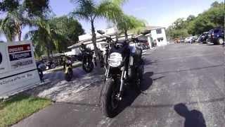 6. 2013 Ducati Diavel Cromo