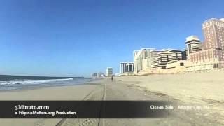 Atlantic City (NJ) United States  city photo : Run . New Jersey, USA . Atlantic City - Ocean View