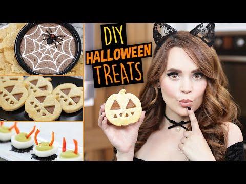 ricette buonissime per halloween, ideali per le feste dei bambini