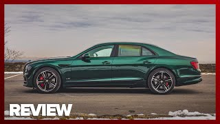 Is the 2020 Bentley Flying Spur the ultimate in modern luxury? by Roadshow