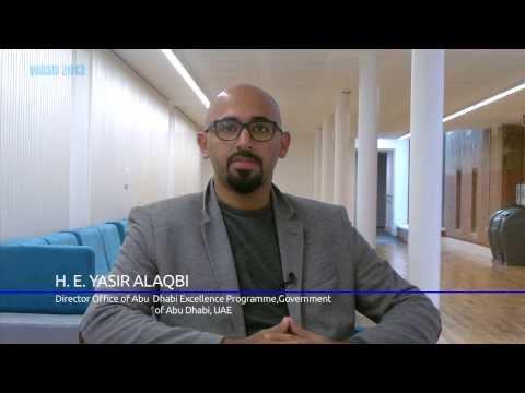 H. E. Yasir Alnaqbi, Director, Office of Abu Dhabi Excellence Programme, UAE