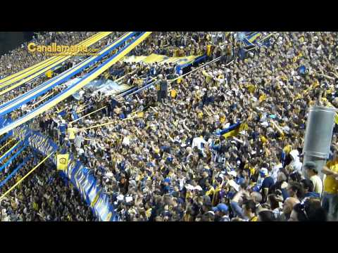 Video - Hinchada Rosario Central vs Chicago 08-09-12 (Canallamania.com) HD - Los Guerreros - Rosario Central - Argentina