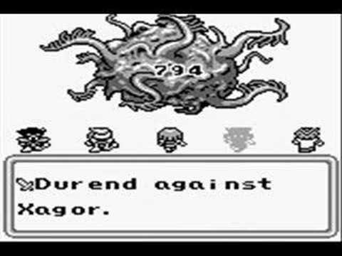 Final Fantasy Legend II Game Boy
