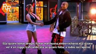 Chris Brown - Loyal Ft Lil Wayne & Tyga (Subtitulada Español)