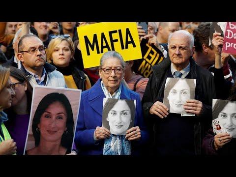 Βαλέτα: Διαδηλωτές ζητούν την παραίτηση Μουσκάτ
