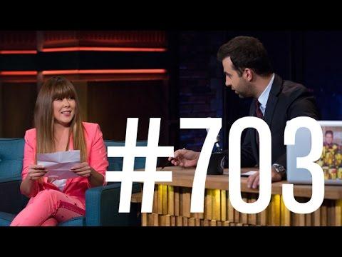 Вечерний Ургант - Анита Цой. 703 выпуск от19.10.2016 (видео)