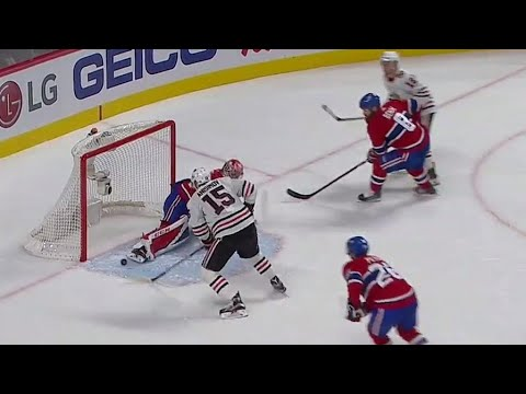 Video: Anisimov caps nice passing sequence with power play goal