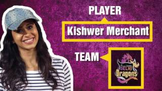 BCL International - Actor Kishwar Merchant