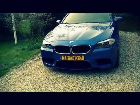 BMW M5 F10