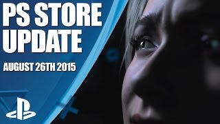 PlayStation Store Highlights - 26th August 2015
