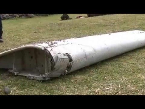 Найден обломок пропавшего Boeing 777 (видео CNN) - Центр транспортных стратегий