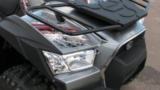 8. KYMCO MXU 500i LE ATV - www.ATVTODAY.ca