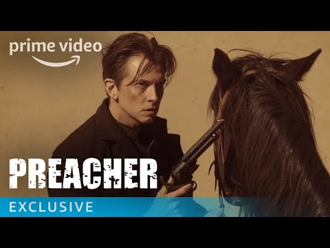 Preacher Season 2 Character Feature - The Saint Of Killers | Prime Video