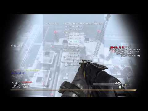 Mw2 WhiteWater v4 Bypass Mod Menu Gameplay (Download Link in Description)